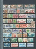 LIBAN : Collection Sur 12 Pages, Tous états, Avec Poste Aérienne. - Sammlungen (im Alben)