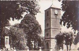 Nord        685        Saint Waast La Vallée.L'église Et Le Monument Aux Morts - Francia