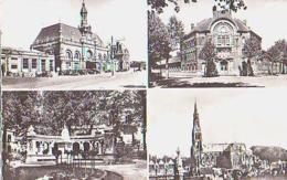 Nord        711        Valenciennes ( 4 Vues ) Dont Gare , Lycée De Jeunes Filles - Valenciennes