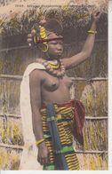 Afrique Occidentale   -  Femmes Foulahs  ( Guinée )  PRIX FIXE - Afrique Du Sud, Est, Ouest