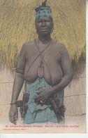 Afrique Occidentale - SENEGAL - DAKAR - Une Vieille Nourrice - Afrique Du Sud, Est, Ouest