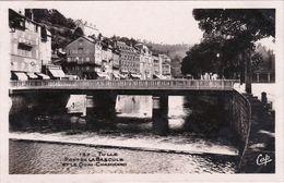 TULLE - Pont De La Bascule Et Le Quai Chammard - Tulle