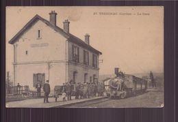 TREIGNAC LA GARE 19 - Treignac