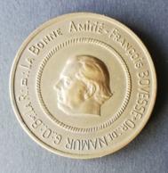 Médaille Maçonnique Grand Orient De Belgique (Namur) Fr Bovesse 5769-5994 225 Ans - Freemasonry