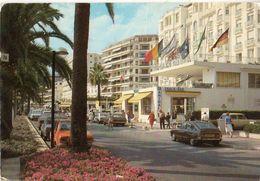 < Automobile Voiture Auto Car >> Citroen GS, Renault 12, Cannes - Turismo