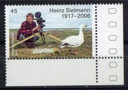 Germany 2017. Heinz Sielmann. Producer. Fauna. Birds. MNH - [7] République Fédérale
