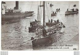 LE HAVRE - Arrivée D'Alain Gerbault De Son Voyage Autour Du Monde - Port