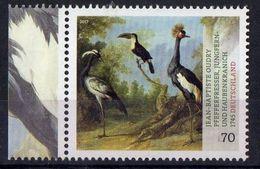 Germany 2017. Painting. Birds.  Fauna.MNH - [7] République Fédérale