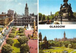 Glasgow (Ecosse) - Multivues - Lanarkshire / Glasgow