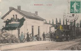 Bourgueil - La Gare - - Autres Communes