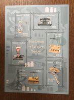 FRANCE BLOC 2017 PESE-LETTRES ET BALANCES POSTALES F5191 - Blocs Souvenir