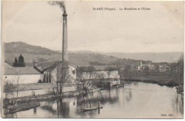 88 St-AME  La Moselotte Et L'Usine - Autres Communes