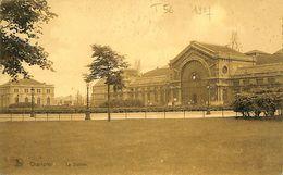 028 613 - CPA - Belgique - Charleroi - La Station - Charleroi
