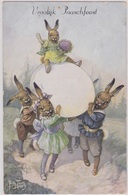 Arthur Thiele,Rabbit,Konijn,Haas, Hare,Lapin, Hase, Lepre ..super Cute! - Thiele, Arthur
