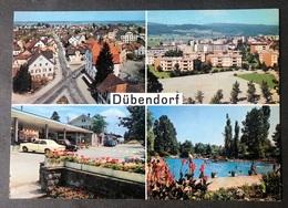 Dübendorf Mehrbild/ Dorfansichten - ZH Zürich