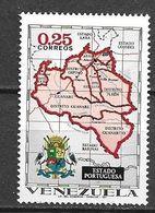VENEZUELA 1971/72  ESTADOS ** MNH Mi:VE 1884, Sn:VE 984, Yt:VE 828, Sg:VE 2129 PORTUGUESA - Venezuela