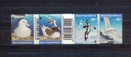 ROSS DEPENDENCY - MNH - FAUNA - WWF - BIRDS - MI.NO.50/3 - CV = 9 € - Ross Dependency (New Zealand)