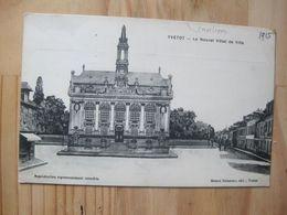 Yvetot - Le Nouvel Hotel De Ville - Yvetot