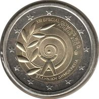 GR20011.1 - GRECE - 2 Euros Commémo. JO Spéciaux D'été - 2011 - Grèce