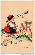 Addi. En Alsace. Carte Illustrée - Illustrateurs & Photographes