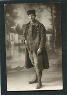 Carte Photo - Militaire - Guerra 1914-18