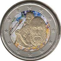 GR20014.3 - GRECE - 2 Euros Commémo. Colorisée Domenikos Theotokopoulos - 2014 - Grèce