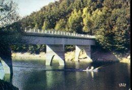 15 - Lacapelle-Viescamp : Le Pont De La Marie (pêcheurs) - Brücken