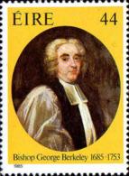 Irlande Poste N** Yv: 577 Mi:570 Bishop George Berkeley - Ungebraucht