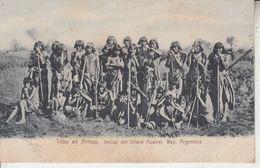 ARGENTINA - Tribu En Armas - Indios Del Chaco Austral PRIX FIXE - Argentina