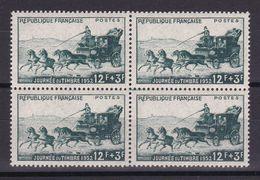 D164/ N° 919 BLOC DE 4  NEUF** COTE 20€ - Collections