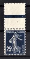 FRANCE 1903 / 1920 -  Y.T. N° 140  - NEUF** - Unused Stamps
