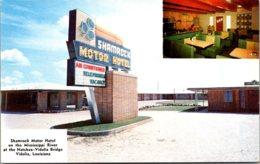 Louisiana Vidalia Shamrock Motor Hotel - Etats-Unis