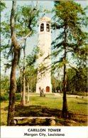 Louisiana Morgan City Carillon Tower - Etats-Unis