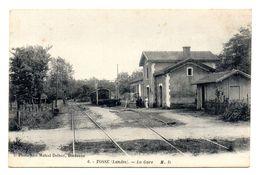 Tosse La Gare - France