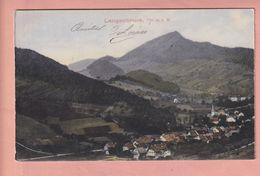 OUDE POSTKAART ZWITSERLAND - SCHWEIZ - LANGENBRUCK - 1907 - BL Bâle-Campagne