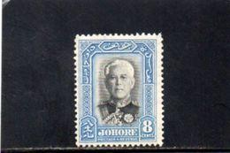 JOHORE 1940 * - Johore