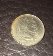 C9930    GERMANY   COIN,      50  PFENNIG    1971 F - [ 7] 1949-… : RFA - Rep. Fed. Alemana