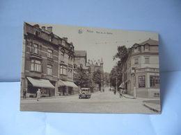 ARLON BELGIQUE LUXEMBOURG ARLON RUE DE LA STATION  CPA ERN THILL BRUXELLE - Arlon
