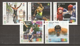 Niger - MNH Set SUMMER OLYMPICS LONDON 2012 - Eté 2012: Londres