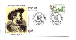 FDC 1997 COLLEGE DE FRANCE - 1990-1999