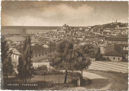 XW 2686 Ancona - Panorama Della Città / Viaggiata 1946 - Ancona