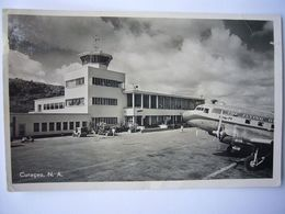 Avion / Airplane / KLM / Douglas DC-3 / Seen At Dr. Albert Plesman Airport At Hato, Curaçao - 1946-....: Ere Moderne