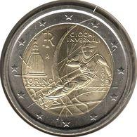 IT20006.1 - ITALIE - 2 Euros Commémo. JO De Turin - 2006 - Italie