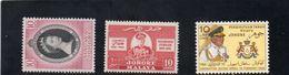 JOHORE 1953-60 * - Johore