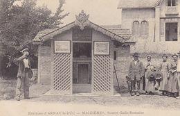 Côte-d'Or - Environs D'Arnay-le-Duc - Maizières, Source Gallo-Romaine - Andere Gemeenten