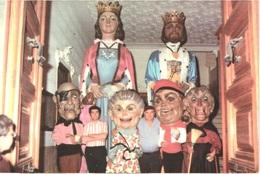 ES PALAMOS - Les Gegants - Animée - Belle - Carnaval