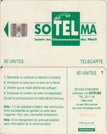 191/ Mali; P9. Green Logo, SC7, CN C53149143 - Malí