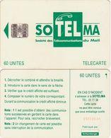 192/ Mali; P9. Green Logo, SC7, CN C53149144 - Malí