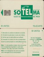 193/ Mali; P9. Green Logo, SC7, CN C53149149 - Malí