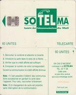 194/ Mali; P9. Green Logo, SC7, CN C53149221 - Malí